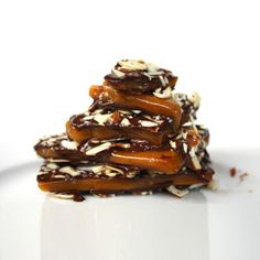 Toffee Chocolate Almond 250g now featured on Fab.