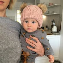 3ffc3dae767 Buy winter hat baby boy knit and get free shipping on AliExpress.com