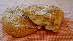 Η συνταγή που θα σας δώσω έβγαλε την καλύτερη λαγάνα που έχω φάει ποτέ στη ζωή μου και με περηφάνια μπορώ πια να πω ότι είναι ΔΙΚΗ μου συνταγή, μετά από πολλές δοκιμές και κρατώντας σημειώσεις! Αν την κάνετε βήμα βήμα, όπως σας τα λέω θα βγει σούπερ!!! :) Greek Bread, Sweet Pastries, Greek Recipes, Good Mood, Burritos, French Toast, Bakery, Cooking Recipes, Favorite Recipes