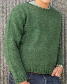 Ravelry: Glasgow Top-Down Pullover pattern by Sue McCain Knitting Kits, Knitting Charts, Knitting Patterns, Knitting Ideas, Weaving Patterns, Work Tops, Top Pattern, Glasgow, Men Sweater