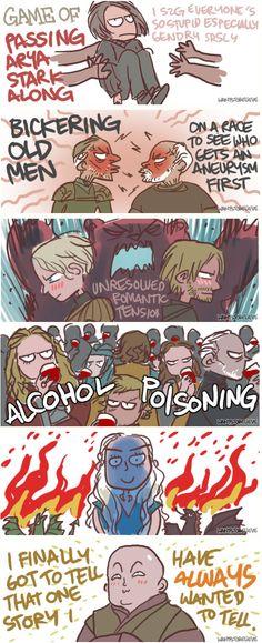 Game of Thrones S03 Recap