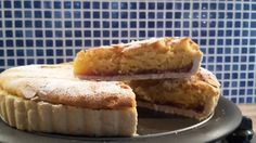 There's nothing better than a good cake or tart, and the Bakewell Tart is a British favourite. (Ok, it's my favourite.) It's a tart in three layers: a crisp pastry on the bottom, …