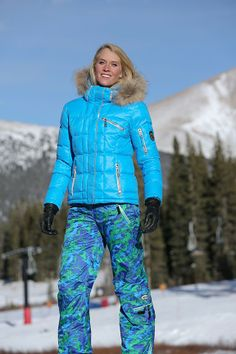 Skea Women's Effie Down Parka | AJ's Ski & Sports | Stowe, VT