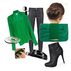Go Green! created by fillychic81 on polyvore.com