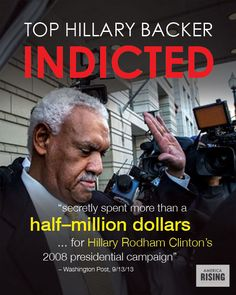 5 Things You Need To Know About Indicted Clinton Ally, Jeffrey Thompson - America Rising -- CORRUPTION THROUGH & THROUGH