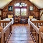 Love this wood floor!