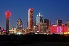 Why Dallas Was Chosen the Best Skyline in the World   FrontBurner ...