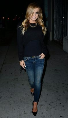MyMy .. The No Feminist Blog: Carmen Electra à West Hollywood - 04.04.2014