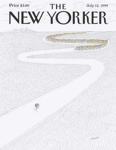 Sempé. The New-Yorker. 1999