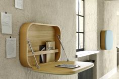 Design Daily: Nubo Wall Desk from Ligne Roset | California Home + Design