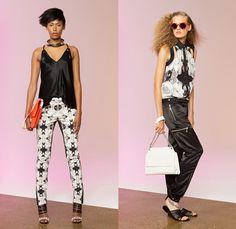 L.A.M.B. 2014 Spring Womens Presentation - L.A.M.B. by Gwen Stefani - New York Fashion Week: Designer Denim Jeans Fashion: Season Collections, Runways, Lookbooks and Linesheets
