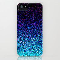 Celebration iPhone & iPod Case by M Studio (Not Real Glitter) - iPhone 3G, 3GS, 4, 4S, 5/iPod Touch 5/Galaxy S4