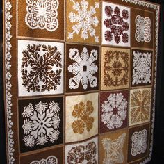 To Market, To Market - OMG. I am in awe of this quilt - amazing!!