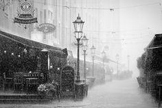 Dresden in the rain by Felix Baum on 500px
