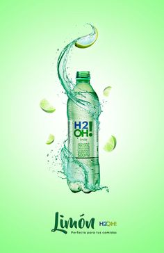 Campaña Publicitaria / H2OH! on Behance