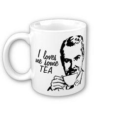 Funny Tea Humor Mug. This made me think of you @Reid Boyce Patten