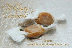 Super Simple Caramels!