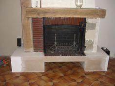 Avril, Diy, Design, Home Decor, Stone Fireplace Makeover, Brick Fireplace Makeover, Home Ideas, Fireplace Kitchen, Fireplace Remodel