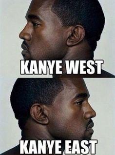 Kanye West vs East