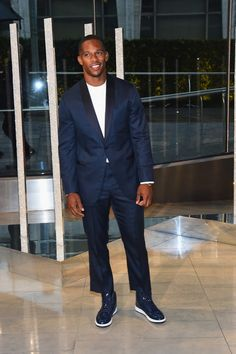 Victor Cruz   All The Looks From The 2015 CFDA Fashion Awards