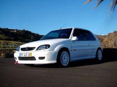My car, Citroen Saxo Cup
