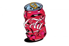 With Philadelphia set to start taxing soda -- regular and diet -- one of the ad industry's biggest spenders is under attack. Packaging News, Philadelphia, Soda, Advertising, Industrial, Graphics, Canning, Face, Illustration