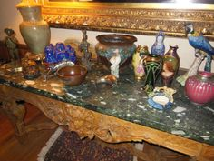 VERY FINE BEL AIR ESTATE SALE - 80 YEARS OF COLLECTING! Starts On 3/16/2013
