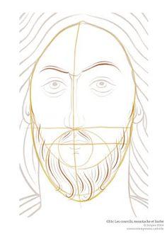 C01 Dessiner un visage - iconecontemporaine.catho.be Faces, Icons, Art, Draw, Belgium, Contemporary, Art Background, Symbols, Kunst