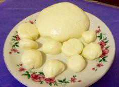 golyók és tömb Mozzarella, Feta, Dairy, Cheese, Breakfast, Recipes, Blog, Mascarpone, Morning Coffee