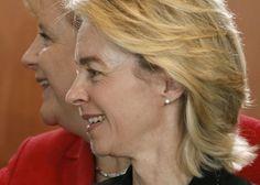 La ministra que pone firme a Merkel / Juan Gómez + @elpais_inter | #madeingermany