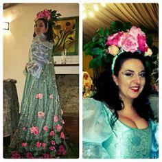 #carnevale #carnival #primavera #primaverafantasy #fiori #flowers #lequattrostagioni