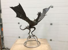 Dragon, Sculpture, Home Decor, Decoration Home, Room Decor, Dragons, Sculpting, Interior Design, Home Interiors