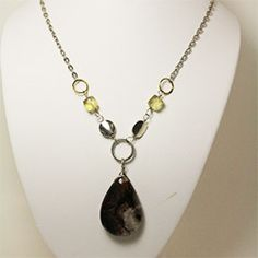 Diana Acuesta Necklace - Northern Lights Gallery - Fine Art, Jewelry, Accents - Racine, WI