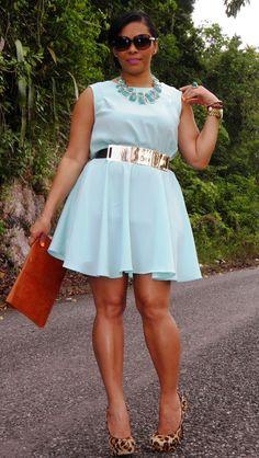 Fashionable Plus Size Clothes