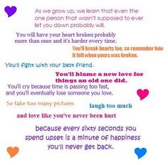 about getting hurt lovely quotes