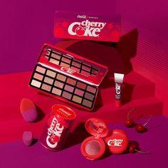 Makeup News, Morphe, Coke, Coca Cola, Cherry, Skincare, Beauty, Skincare Routine, Skins Uk