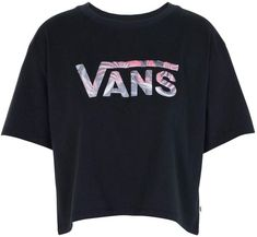 Vans Cali Floral Box Top - Women Sports Bras And Performance Tops on YOOX. The best online selection of Sports Bras And Performance Tops Vans. Shirt Outfit, My Outfit, 7th Grade Outfits, Cute Vans, Vanz, Vans T Shirt, Comfortable Outfits, Cute Shirts, Shirts For Girls