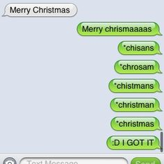 The 20 Funniest Christmas Autocorrects - BuzzFeed News