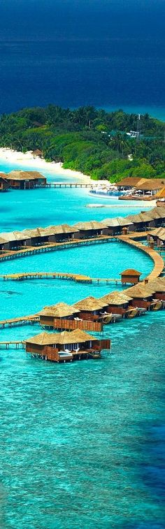 Lily Beach Resort in the Maldives