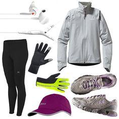What to Wear When Running in the Rain - waterproof hat