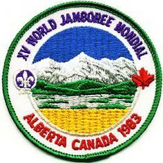 15st world jamboree scouts postage stamps canada