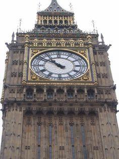 Big Ben; London, England