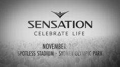 Sensation Australia 2017 'Celebrate Life' Trailer