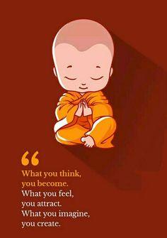 Buddha Peace, Baby Buddha, Little Buddha, Buddha Art, Buddha Quotes Life, Buddhist Quotes, Buddhist Teachings, Buddha Wallpaper Iphone, Buddah Doodles