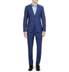 Paul Smith LondonKensington Slim-Fit Wool and Mohair-Blend Suit|MR PORTER