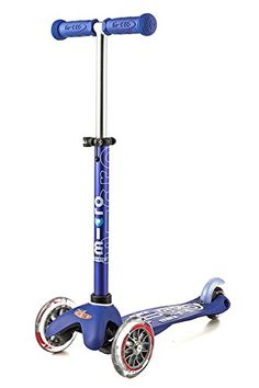 Kick Scooters - Micro Mini Deluxe Blue ** Check this awesome product by going to the link at the image.