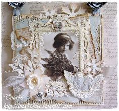 """Live & Love Crafts' Inspiration and Challenge Blog: I'm dreaming of a """"fran-tágy"""" Christmas...."""