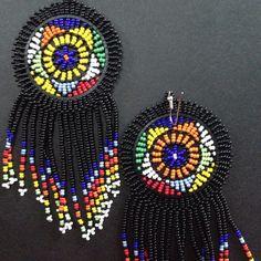 Let's talk Zulu  Zulu colour palettes  #zulu #craft #art #design #decor #jewelry #tradition #culture #beads #SouthAfrica (at www.inkosazane.tumblr.com)