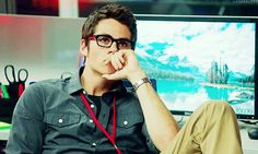 This is Dylan's hair in The Internship