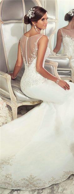 elegant wedding gowns